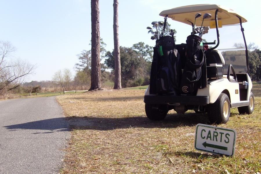 Golf Cart Driving Etiquette 101