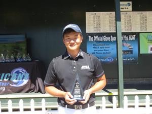1st place Daniel