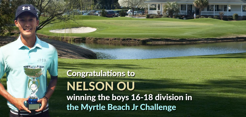 Myrtle Beach Jr Challenge