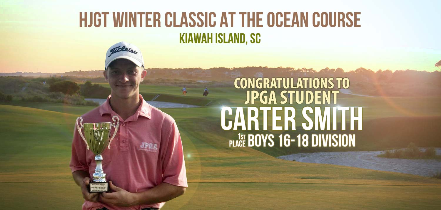 HJGT Winter Classic at the Ocean Course, Kiawah Island SC
