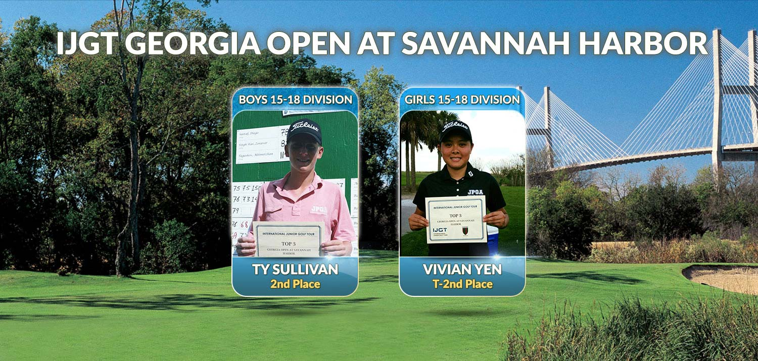 IJGT Georgia Open at Savannah Harbor