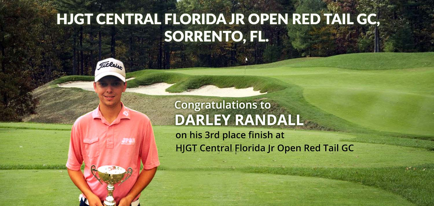 HJGT Central Florida Jr Open Red Tail GC, Sorrento, FL